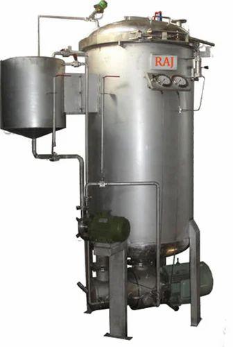 Vertical Yarn Dyeing Machine