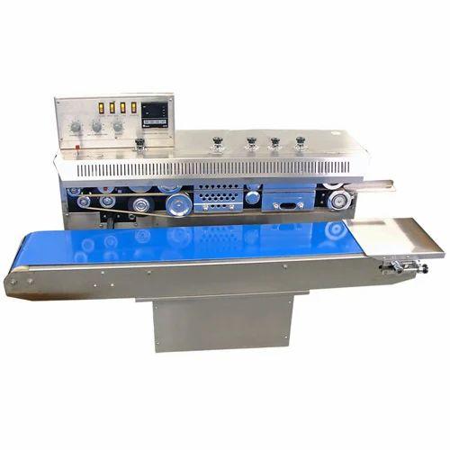 Automatic Precision Continuous Band Sealer