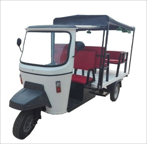 Electric Rickshaw Passenger Model 10 Plus 1 (Off Road Application)