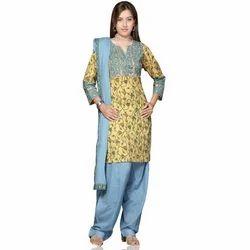Casual Wear Ladies Salwar Suit