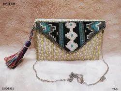 Beautiful & Elegant Jute Sling Bags