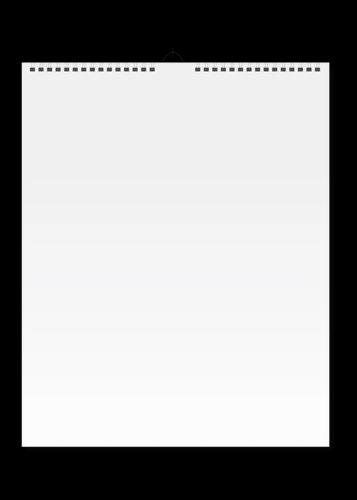 White Wall Calendar, Esscee Enterprises | ID: 14643620388