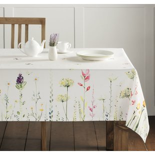 Printed Mercury Tablecloth Fabric