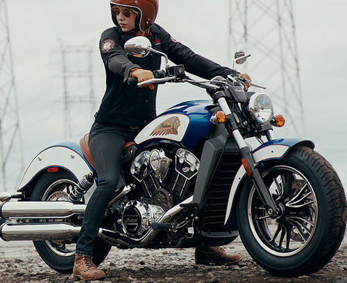 Indian Motorcycle - Manufacturer of Indian Chief Classic Bike ...