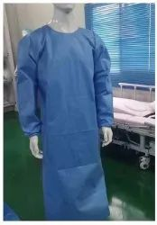 PPE Isolation Surgical Gown CE & FDA En 13795 Level 3