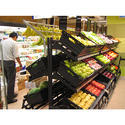 Fruits And Vegetables Rack