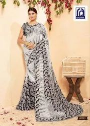 Rachna Georgette Stylla Catalog Saree Set For Woman 5