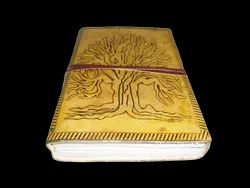 Tree of Life Leather Gift Journal Notebook