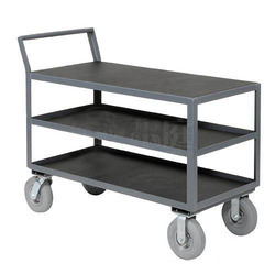 Heavy Industrial Trolley