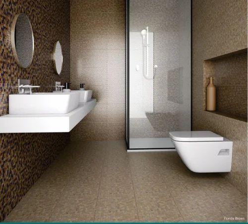 12x18 Decorative Bathroom Tiles च न म ट ट क