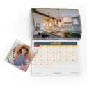 New Year Designed Calendar Printing