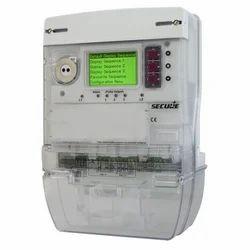 Secure Digital Electric Meter