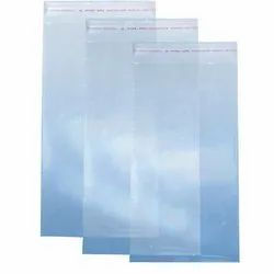 Plain Transparent BOPP Packaging Bag, Rectangular, 200 Gram