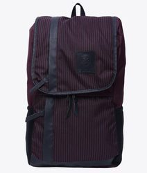 Purple Strips Free Size Backpack