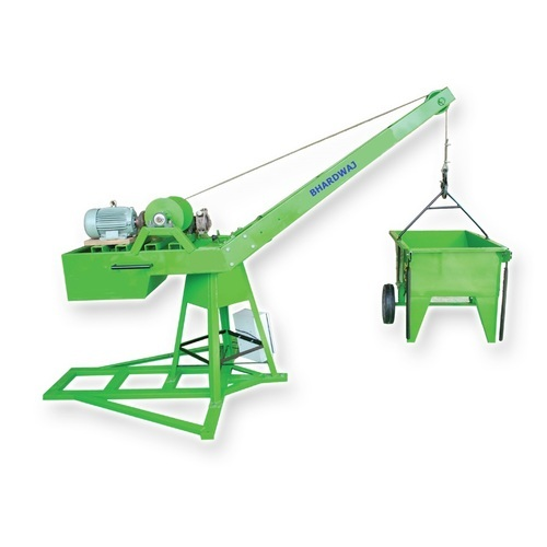 Construction Lift, Weight Capacity: 250 kg