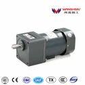 Wanshsin Three Phase In Line Compact Ac Gear Motor