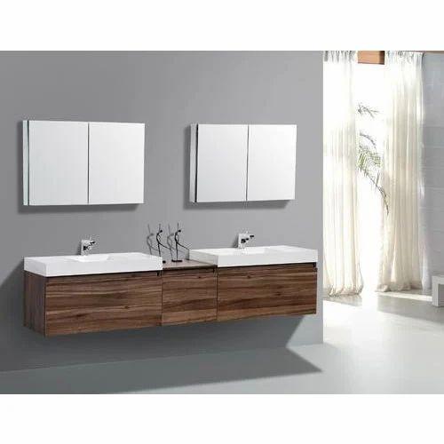 Bathroom Vanity Cabinet At Rs 5500 Unit Bathroom Cabinets Bathroom Mirror Cabinet Custom Bathroom Vanities Hafele Cabinets Hafele Bathroom Vanity Cabinets Touchwood Modular Kitchen And Wardrobes Delhi Id 16502718455