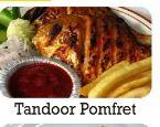 Tandoor Pomfret