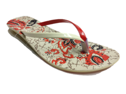 Light Weight Ladies PU Slippers, Size: 4- 5