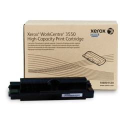3550 Xerox Black Toner Cartridge