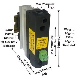 40 AMP AC to AC Solid State Relay