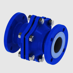 PTFE Lined Ball Check Valve