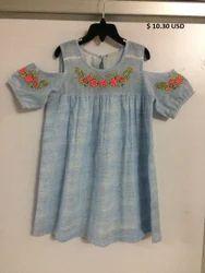 Kids Smocked Dress