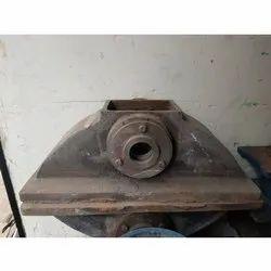 Oil Expeller Single Gear Machine