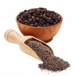 Homemade Black Pepper Powder