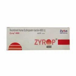 Recombinant Human Erythropoietin Injection 4000 IU