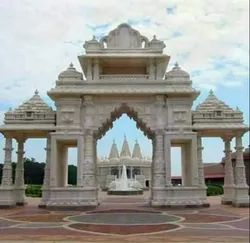 Temple Gate  Construction