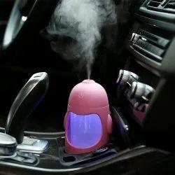 Penguin Shaped Mini Air Freshener Humidifier