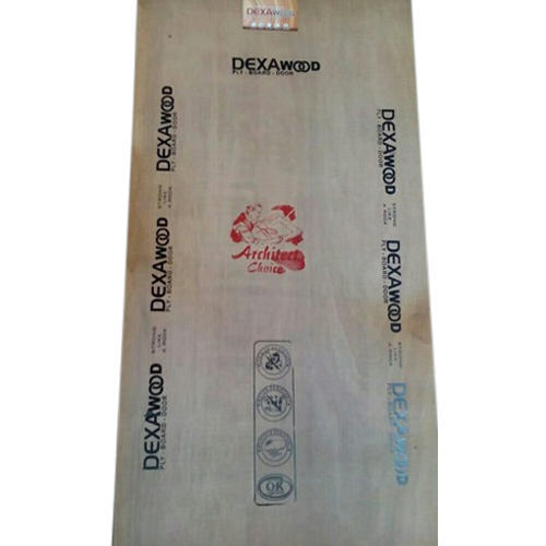 Dexawood Commercial Plywood, Size: 6 x 3 feet