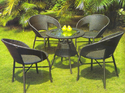 Food Court Rattan Furniture