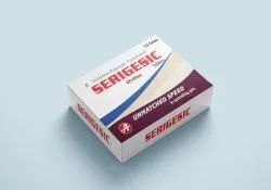 Cardboard Non-Edible CATCH COVERS BOX TYPE, for Pharmaceutical, Box Capacity: 2 tablets