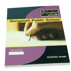 School Diaries Printing Service