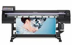 Color Mimaki Inkjet Printer & Cutter- Model CJV150 Series, Maximum Paper Size: 1610 Mm (63.3 Inches)