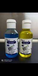 Hand Sanitizer Gel And Liquid