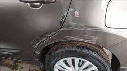 Car Scratch Repair Service