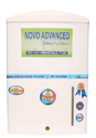 Rk Aqua Fresh India Novo Advanced 12 Ltr Ro Water Purifier