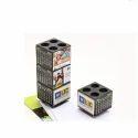 LED Cube Bluetooth Speaker