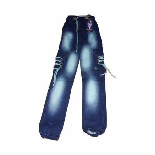 Kids Boys Blue Jogger Pant At Rs 175 Piece Shahdara Delhi Id