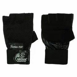 Cotton Black Series-100 Gagner Gym Gloves