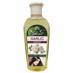 Glint Garlic Hair Oil, Packaging Size: 200ml, 300ml