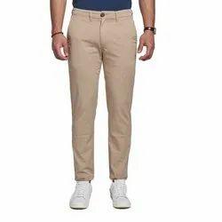 Casual Mens Stylish Plain Pant