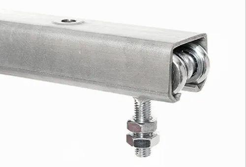 Aluminium Sliding Door Track U &G at Rs 55/feet | Sliding Door Tracks | ID:  20535022048