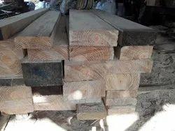 Seasoned Pine Wood Beam/Fanta and Planks