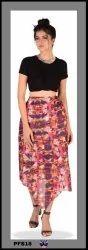 Western Midi Skirt
