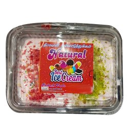 Vanilla Flavoured Ice Cream, for Parties and Function, Packaging Size: 4000 Ml