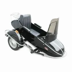 Cozy Kozi Rocket Sidecar Left & Right For Vespa Rally/Px80-200/Pe/Lusso